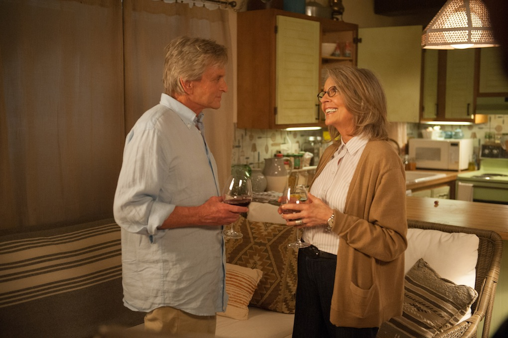 Michael Douglas, Diane Keaton. ©Clarius Entertainment