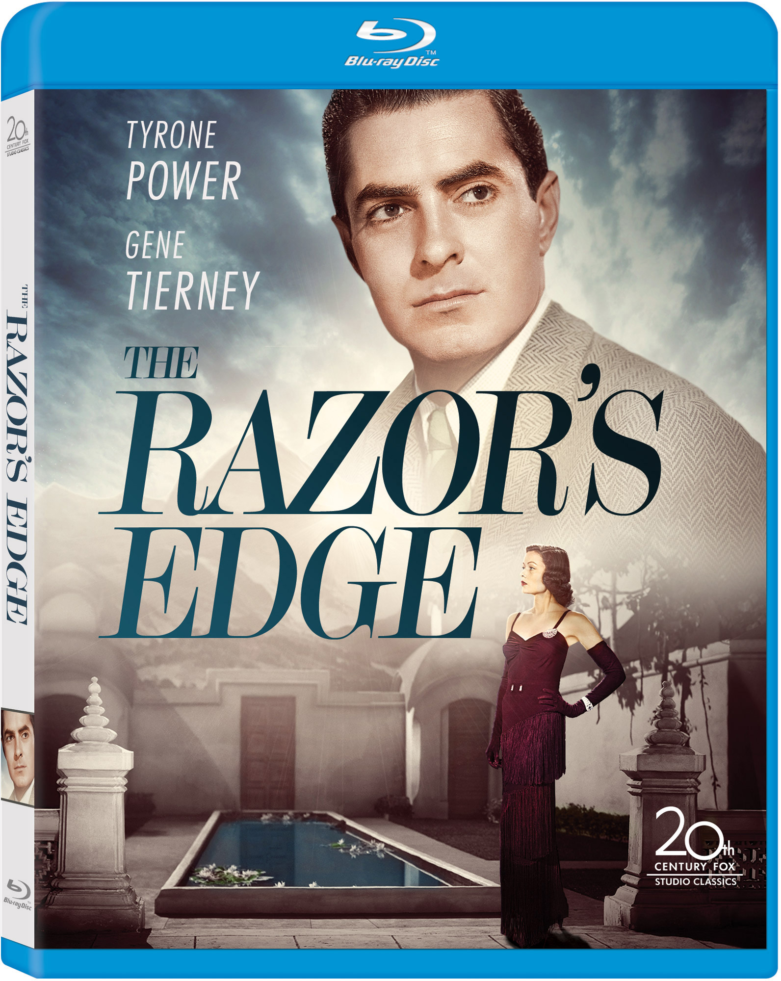 'The Razor's Edge' (1946) to Debut on Blu-ray