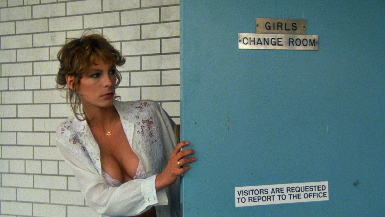 Jamie Lee Curtis in 'Prom Night.'